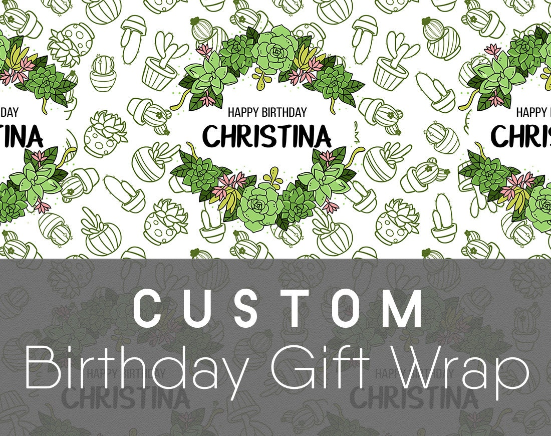 custom made wrapping paper This post is sponsored by minted but all opinions are my own i love wrapping  gifts there's something about cutting just the right amount of.