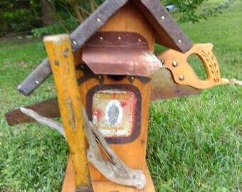 Birdhouse handmade