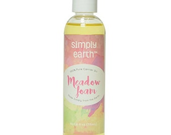 100% Pure Meadowfoam Seed Oil by Simply Earth - 4 oz