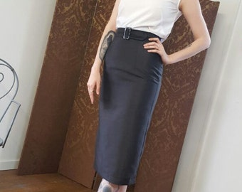"The ""Coquette"" Pencil Skirt"