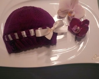 Baby girl Hat BOWS Art.Nr.: SM 032