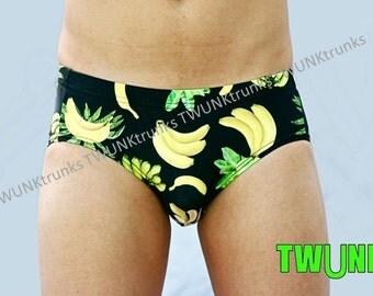 banana hammock banana swim trunks   etsy  rh   etsy