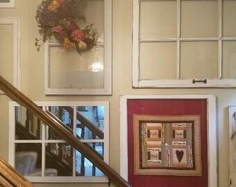 Old Window Pane Photo