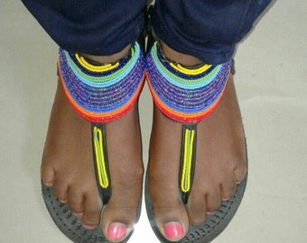 MAASAI LADY SANDALS