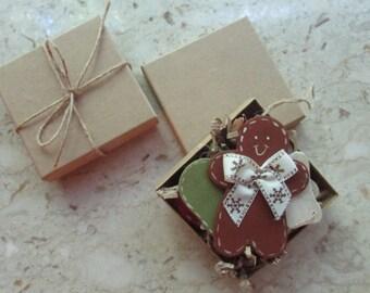 Christmas Ornaments (set 6 pieces)