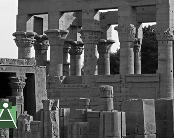 Temple at Philae - Egypt
