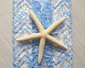 Invito Matrimonio stile marittimo con Stella Marina - Wedding Favor Beach Style with Starfish