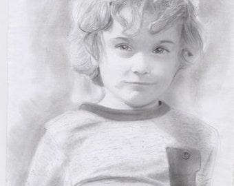 Beautiful charcoal handmade pictures