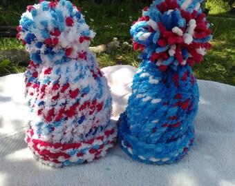 Soft & cozy newborn hat