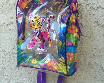 Lisa Frank Backpack