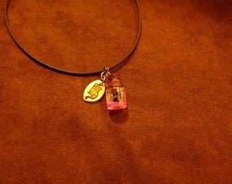 Liok Charm Potion Necklace