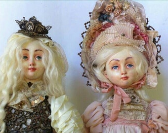 "Doll ""Girls friends"""