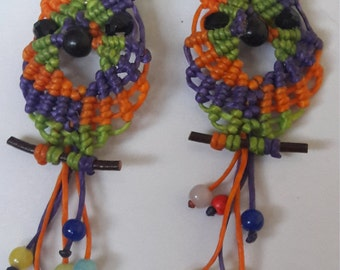 Earring in Handmake