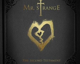 NEW 'The Second Testament' CD Album