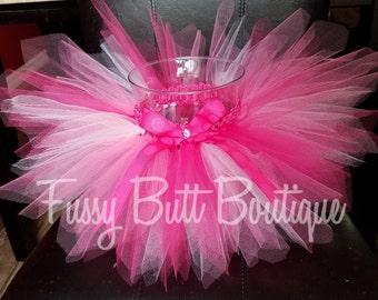 Hot Pink Pixie Tutu