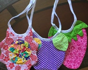Bibs for Boys and Girls