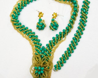 Fabulously Handcrafted Beaded Jewelry