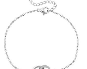 Cartier inspired Love bracelet