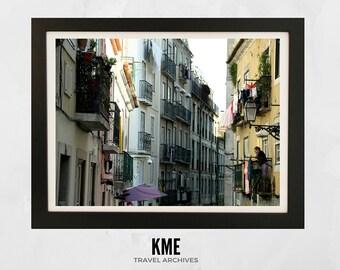Lisbon, Portugal: Print 008
