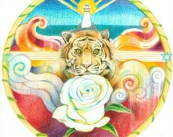 Commissioned  Healing Manifestation Mandalas