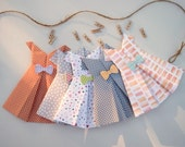 Origami paper dress garland girls party decorations bridal shower sweet 16 birthday party polka dot party grey white orange