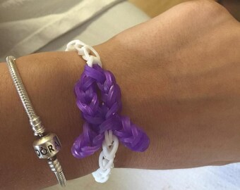 eating disorder awareness bracelet