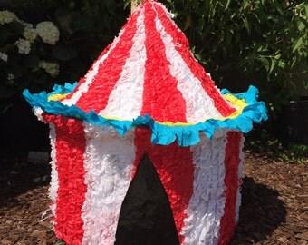 Large Circus Tent Big Top Pinata Carnival pinata