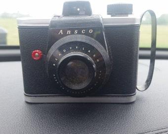 Ansco Ready flash camera