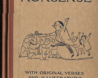 Edward Lear   the BOOK OF NONSENSE
