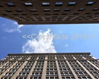 Downtown Cincinnati, Looking Up