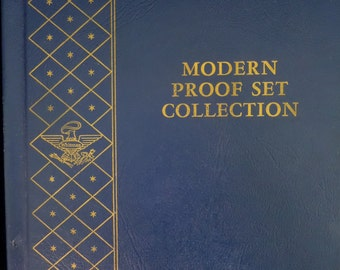Modern Proof Set Collection 1955 - 1961