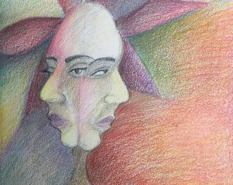 Two Faces by Amy Bryan