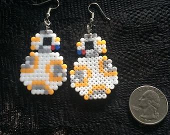 BB-8 8-Bit Earrings