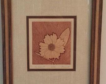 Beautiful Limited Edition Flower Prints by Alemany