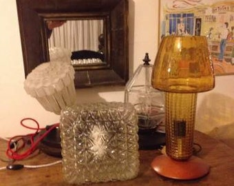 Former globes lamps