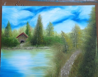 """16x20"""" Oil Painting"""
