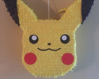 Pokemon Pikachu Pinata