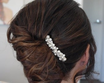 Wedding Hair Comb, Wedding Hair accessories, Formal hair piece