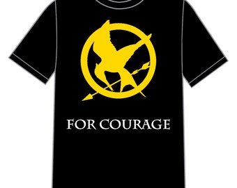 Hunger Games HG-For Courage