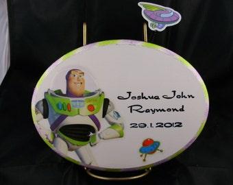 Toy Story Door Sign