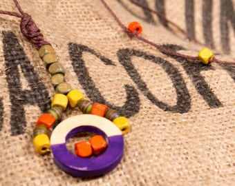 African Inspired Necklace