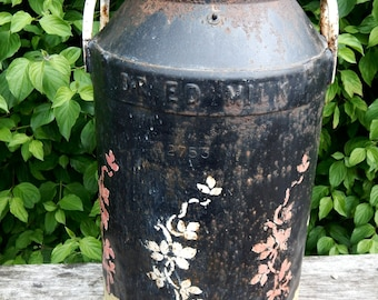 Vintage Large Milk Churn