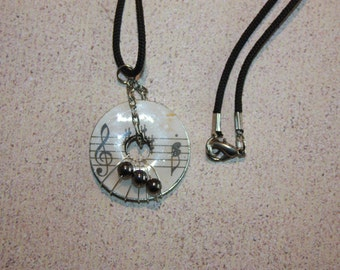 necklace of music and scope notes