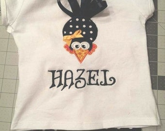 Personalized Little Crow Shirt/Onesie