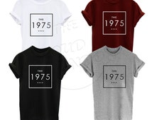 The 1975 Shirt The 1975 Band Tshirt Matt Healy Unisex Size T-Shirt