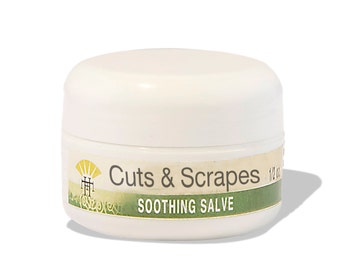 Cuts & Scrapes Soothing Salve - 1/2oz