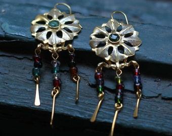 Byzantine Style Earring