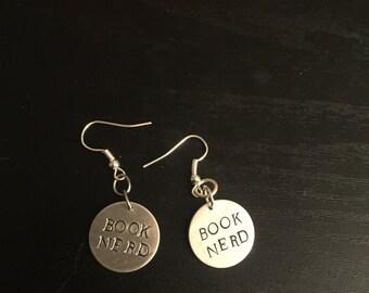 Book Nerd earrings