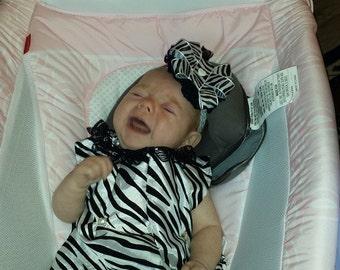 Infant Zebra Dress