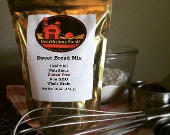 Gluten Free Sweet Bread Mix